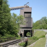CSX Bell County Coal Loader, Middlesboro, KY