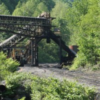 CSX Bell County Coal, Middlesboro, KY