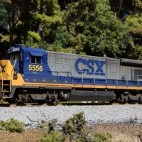 CSX B30-7 by Brian Bennett