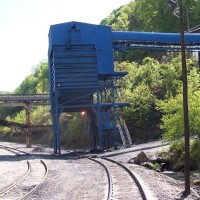 CSX Bluegrass 3 Loader, Hazard, KY