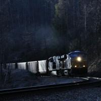 CSX Train Carfax, VA