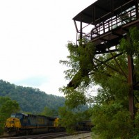 CSX L&R Dock Elkhorn City, KY