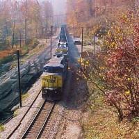 CSX Train Fremont, VA