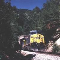 CSX Hagans Tunnel, VA