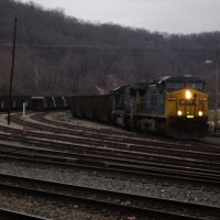 CSX Pushers Loyall, KY