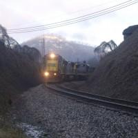 CSX Train Pineville, KY