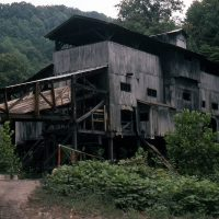 CSX RM Mining coal loader at Barry, KY