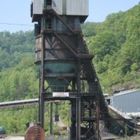 CSX Loader, Lackey, KY
