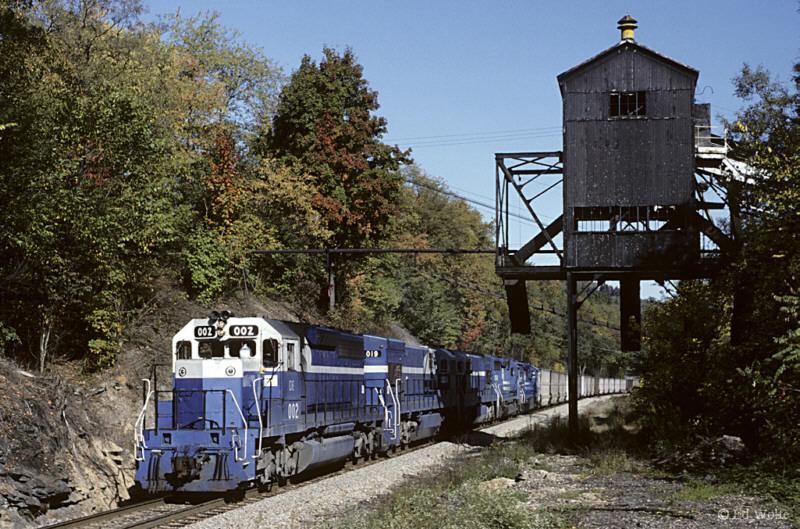 Detroit Edison 002 on MGA, Fredericktown, PA