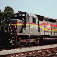Family Lines 1250 (L&N), Etowah, TN