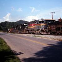 Family Lines 3591 (L&N), Rockholds, KY