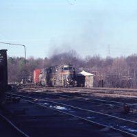 FL train at Sparanburg, SC