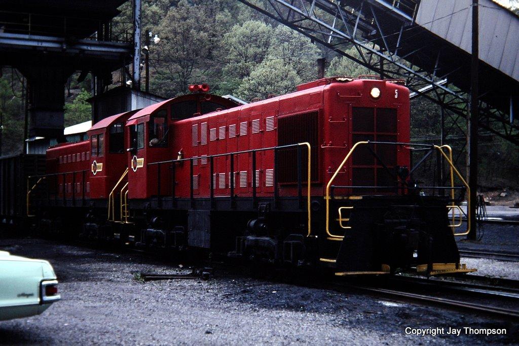 General Coal S2 #5 at Appalachia, VA