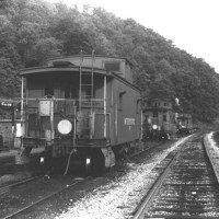 Interstate caboose 16, Andover, VA