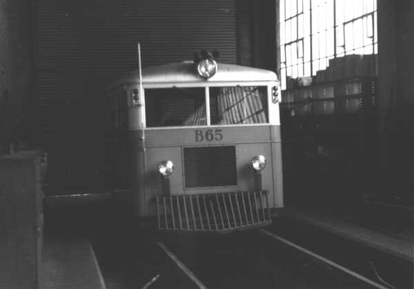 Interstate motorcar B-65, Andover, VA