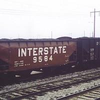 Interstate Twin Hoppers, Huntsville, AL