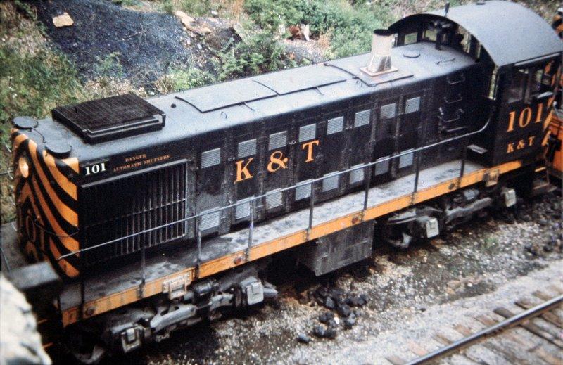 K&T S2 101, Stearns, KY