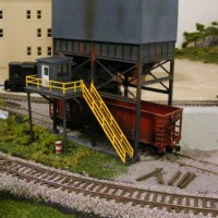 Coal loader in HO by Ryan Hilger