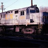 L&N C420 1355, Hazard, KY