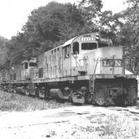 L&N C420 1370, Harlan, KY