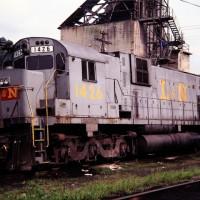 L&N C630 1426, Hazard, KY