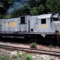 L&N C630 1427, Typo, KY