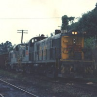 L&N RS3 162, Jackson, KY