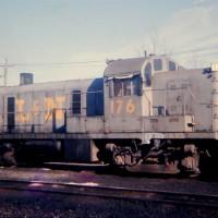 L&N RS3 176, Etowah, TN