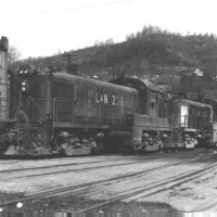 L&N RS3 238, Appalachia, VA