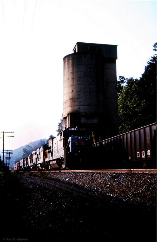 L&N TOTE Train, Chaska, TN