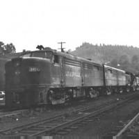 L&N FA2 360, Appalachia, VA