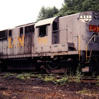 L&N RS11 951, Dent, KY