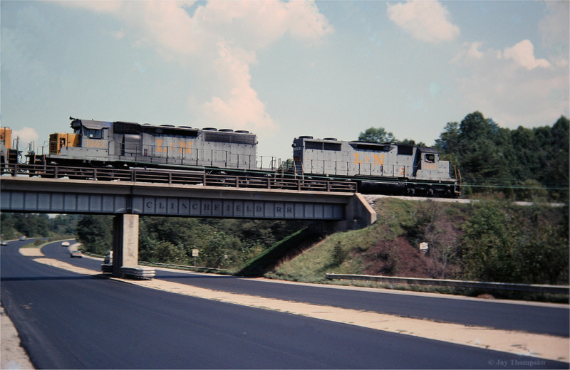 L&N SD35 Kingsport, TN