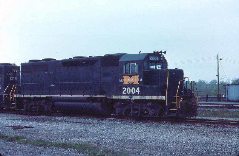 MGA GP38 2004