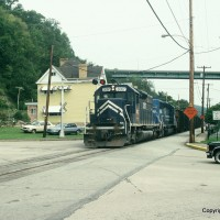 Conrail WLE 3067 W Brownsville, PA