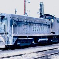 Montour RR SW9 73 at Coraopolis, PA