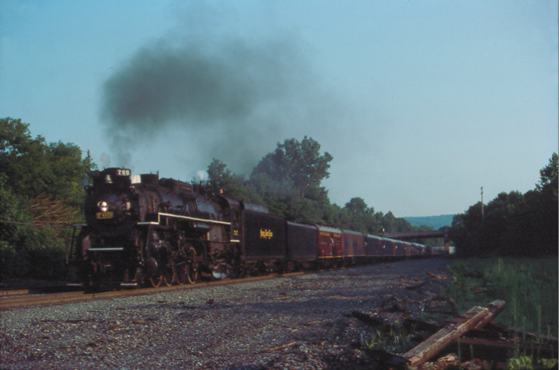 NKP 765 at Allentown, PA