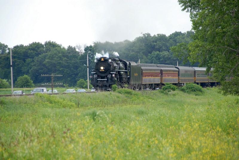 NKP 765 in Indiana