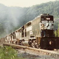 NS 1363 at Covel, WV