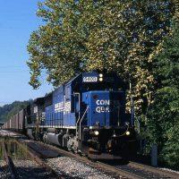 NS SD50 5403 at Appalachia, VA