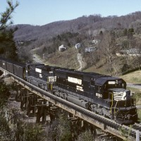NS 6560 near Speers Ferry, VA