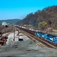 NS 6735 at Connemaugh, PA