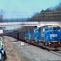 NS 6735 at Gallitzin, PA