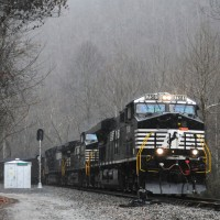 NS 7581 at Glenita, VA
