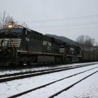 NS 7681 at Appalachia, VA