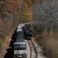 NS 9861 near Appalachia, VA