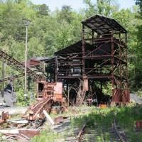 NS loader at Briceville, TN