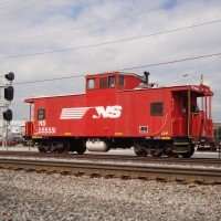 NS cab 555551at Roanoke, VA