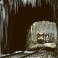 NS tunnel at Harper, VA