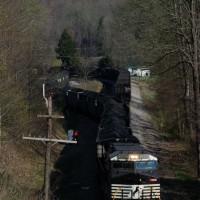 NS mine run east of Norton, VA